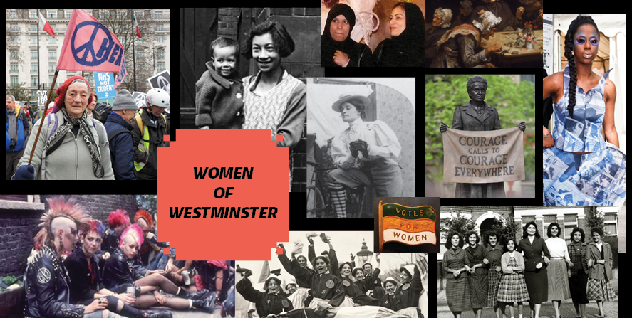 women of westminster collage
