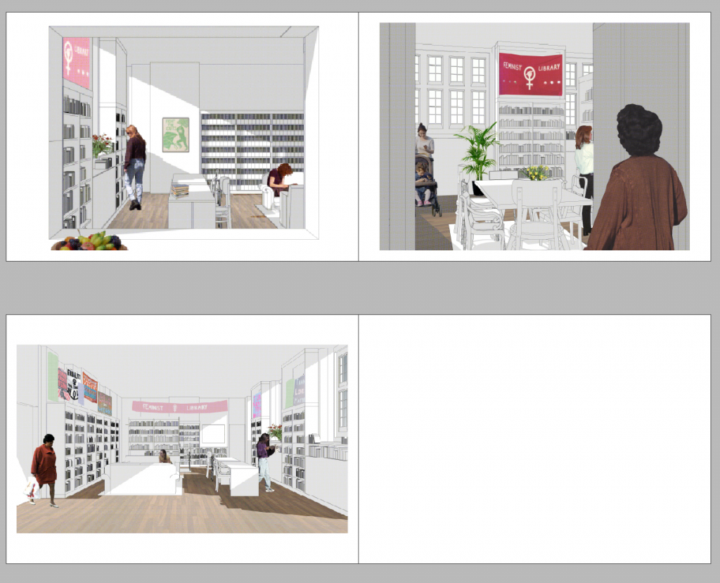 Design for the new space